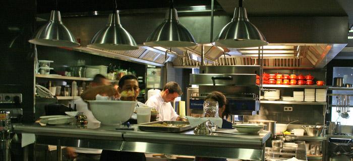 Cocina El Mentidero de la Villa